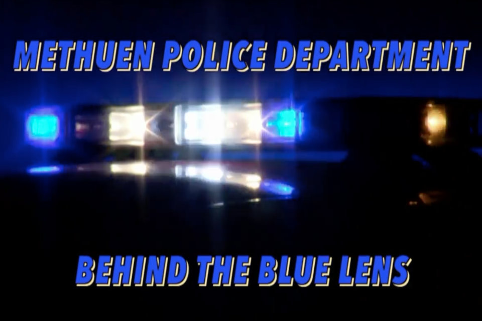 Methuen Police Department Behind The Blue Lens
