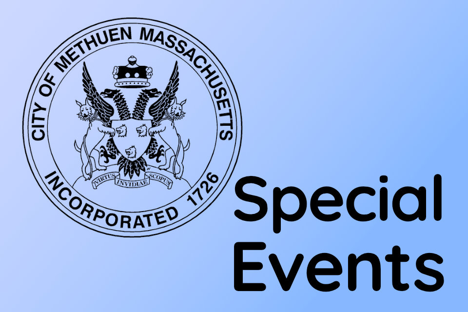 City of Methuen Special Events